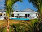 Good News at Petit Cul de Sac, St. Barth - Ocean View, Gated Community, Fully Air-Conditioned