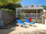 Face A La Mer at Grand Cul de Sac, St. Barth - On The Beach, Perfect for Families or Couples