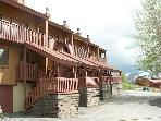 Value-Priced Accommodations - West Elk Mountain Range Views (1358)