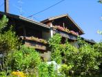 Vacation Apartment in Bad Hindelang - 377 sqft, allergy-friendly, quiet, central (# 3551)