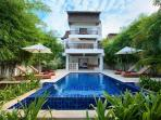 Minutes to Cheong Mon Beach Private Pool Villa