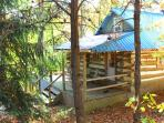 Buffalo Lodging Company- Waterfall Cabin