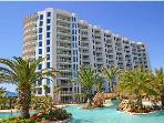 Palms Resort #2103 Jr. Suite - 15% OFF Stays Prior to 5/15!  1st Floor! Destin's Largest Lagoon Pool