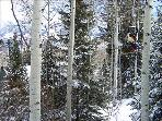 Ski-in/Ski-out access - Value Lodging (2103)