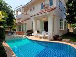 Pattaya - Villa Bliss Jomtien 4BED, Jomtien
