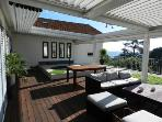 Luxury 3 Bedroom Penthouse Roi Albert with a Hot Tub and Terrace