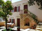 Traditional/Neo Classical Cretan Stone House