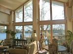 Waterfront estate on Trent River