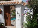 Very charming village house with privat pool