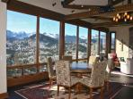 Stewart Highlands: Panoramic RMNP Views, 6 Bdrms, Hot Tub, Pool Table, Wildlife