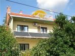 Apartment for 2 persons near the beach in Crikvenica