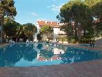 Attractive apartment for 7 persons, with swimming pool , in Lignano Sabbiadoro