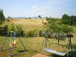 Holiday house for 4 persons, with swimming pool , in Arezzo