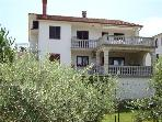 Apartment for 4 persons near the beach in Krk
