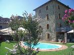 Apartment for 4 persons, with swimming pool , in Perugia