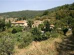 Apartment for 3 persons, with swimming pool , in Cortona