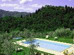 Apartment for 4 persons, with swimming pool , in Chianti