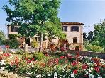 Apartment for 7 persons, with swimming pool , in Pisa