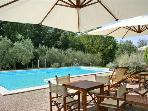 Apartment for 3 persons, with swimming pool , in Chianti