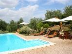 Apartment for 5 persons, with swimming pool , in Chianti
