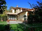 Attractive holiday house for 10 persons, with swimming pool , in Arezzo
