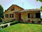 Attractive holiday house for 8 persons in Siena