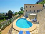 Luxury holiday house for 8 persons, with swimming pool , in Calpe
