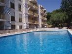 Apartment for 4 persons, with swimming pool , near the beach in Cambrils