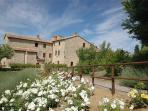 Apartment for 5 persons, with swimming pool , in Siena