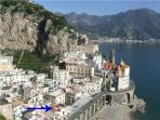 Holiday house for 8 persons in Atrani