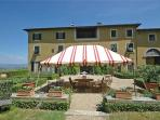 Luxury holiday house for 18 persons, with swimming pool , in Florentine Hills
