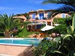 Saint-Tropez Superb Vacation Rental with a Pool and Garden