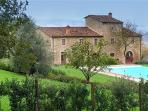 Luxury holiday house for 16 persons, with swimming pool , in Chianti