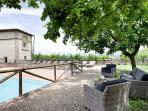 Apartment for 6 persons, with swimming pool , in Florentine Hills