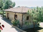 Holiday house for 6 persons, with swimming pool , in Città di Castello