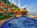 Casa Caleta- private beachfront enclave with infinity pool, charming  location