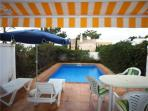 Holiday house for 4 persons, with swimming pool , in Vale Do Garrao