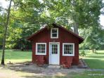 Thoreau's Cozy Little Cabin by the River