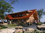Ultimate Retreat Atop Eagles Nest * 3-State Views