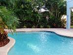 Beautiful Villa by the Sea: 4BR Pet-Friendly Pool Home