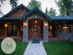 River Home Luxury!  Beautiful Home on the Swan River just East of Bigfork.