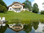 Near Salzburg, Austria, luxury chalet, Sleeps 18