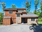 Beautiful single family home is perfectly located for hikers, bikers & skiers