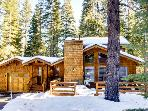 Beaver Pond Northstar Luxury Chalet with Hot Tub