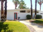 Classic 1959 Palm Springs Alexander house, designed by Krisel