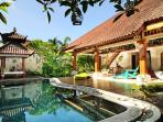 DOMUS DE JANAS VILLA 3 BEDROOMS FOR RENT SEMINYAK
