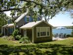 #805 Charming Two Story Waterfront Home