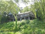 #8104 Lovely Waterfront Bungalow on the Lagoon in Oak Bluffs
