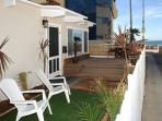 Single family home just steps from the ocean - Sleeps 10!.