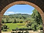 Tuscany, Siena, Villa Beata  for 24 people, pool and jacuzzi, olives groove